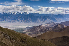 Himalyan mountains in Ladakh, India, Asia Stock Image