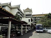 Himawari Hotelowi mieszkania, Phnom Penh, Kambodża Fotografia Stock