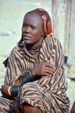 Himba部落 图库摄影