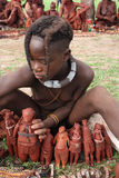 Himba Royalty Free Stock Photography