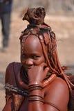 Himba Στοκ Εικόνα