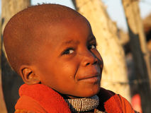 Himba boy Royalty Free Stock Images
