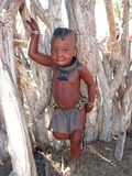 Himba child Stock Image