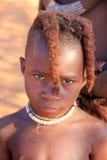 Himba child, Namibia Royalty Free Stock Photography