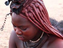 Himba kobieta, Namibia Fotografia Royalty Free