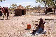 Himba Stock Photos
