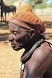 Himba man Stock Photo