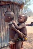 Himba tribe Royalty Free Stock Photo
