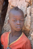 Himba tribe Stock Image
