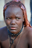 Himba tribe Royalty Free Stock Image