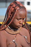 Himba tribe Stock Images