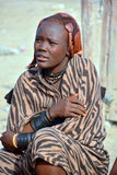 Himba tribe Stock Photography