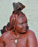 Himba tribe Royalty Free Stock Photography