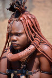 Himba tribe Royalty Free Stock Photo