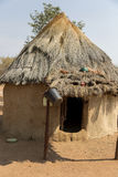 Himba village in Namibia Royalty Free Stock Image