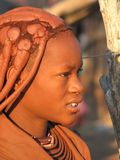 Himba woman Royalty Free Stock Photography