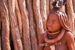 Himba woman stock photos