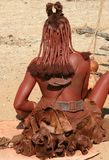 Himba woman , Namibia Royalty Free Stock Photos