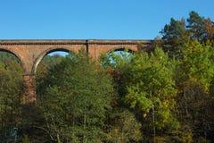 Himbaechel viadukt Royaltyfri Fotografi