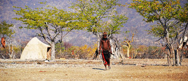 Himbas Imagen de archivo