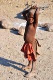 Himbas Fotos de archivo libres de regalías