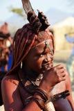 Himbas Fotografía de archivo libre de regalías