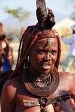 Himbas Fotografía de archivo