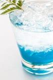 Himbeeritaliener-Soda Stockbild