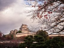 Himeiji Castle Japan Stock Image