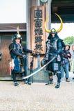 HIMEJI, ЯПОНИЯ - 20-ое ноября 2016 - замок Himeji, мир h ЮНЕСКО Стоковые Изображения RF