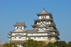 Himeji castle Royalty Free Stock Photography