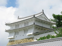 Himeji Castle defensive tower Stock Images