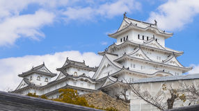 Himeji Castle fully open for tourists. In 2016 Stock Photo
