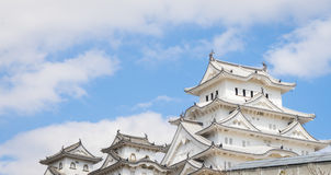 Himeji Castle fully open for tourists. In 2016 Stock Image