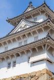 Himeji Castle. A hilltop Japanese castle complex located in Himeji, Hyogo Prefecture Stock Photo