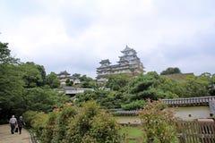 Himeji Castle,Hollywood movie,Last Samurai was filmed here. Royalty Free Stock Photos