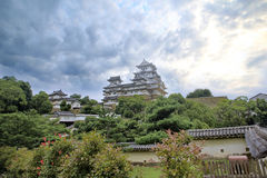 Himeji Castle,Hollywood movie,Last Samurai was filmed here. Stock Images