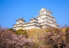 Himeji Castle, Hyogo, Japan Stock Photography
