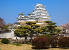 Himeji Castle, Hyogo, Japan Royalty Free Stock Photography