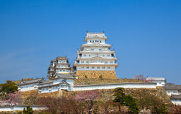 Himeji Castle, Hyogo, Japan Royalty Free Stock Images