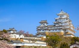 Himeji Castle, Hyogo, Japan Royalty Free Stock Image