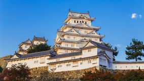 Himeji Castle in Hyogo Prefecture Stock Photography