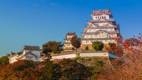 Himeji Castle in Hyogo Prefecture Stock Image