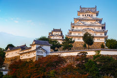 Himeji Castle in Hyogo Prefecture Stock Photos