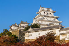 Himeji Castle in Hyogo Prefecture Royalty Free Stock Photography