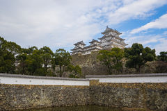 Himeji Castle in Hyogo Prefecture, Japan Stock Photography