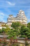 Himeji Castle, Japan. Stock Photos