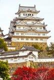 Himeji Castle, Japan. Royalty Free Stock Photo