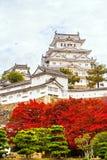 Himeji Castle, Japan. Royalty Free Stock Photography