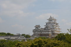 Himeji castle Japan Royalty Free Stock Images